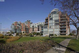 Photo 1: 516 21 Dallas Road in VICTORIA: Vi James Bay Condo Apartment for sale (Victoria)  : MLS®# 386904