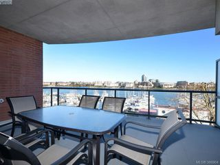 Photo 8: 516 21 Dallas Road in VICTORIA: Vi James Bay Condo Apartment for sale (Victoria)  : MLS®# 386904