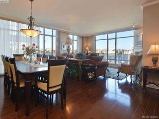 Photo 3: 516 21 Dallas Road in VICTORIA: Vi James Bay Condo Apartment for sale (Victoria)  : MLS®# 386904