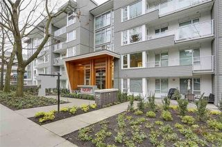 "Photo 1: 413 255 W 1ST Street in Vancouver: Lower Lonsdale Condo for sale in ""WEST QUAY"" (North Vancouver)  : MLS®# R2241083"