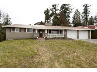 Main Photo: 2435 RIDEAU Street in Abbotsford: Abbotsford West House for sale : MLS®# R2244783