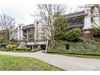 "Photo 1: 203 1945 WOODWAY Place in Burnaby: Brentwood Park Condo for sale in ""Hillside Terrace"" (Burnaby North)  : MLS®# R2249414"