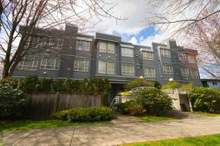 Photo 1: 103 3 N GARDEN Drive in Vancouver: Hastings Condo for sale (Vancouver East)  : MLS®# R2257226