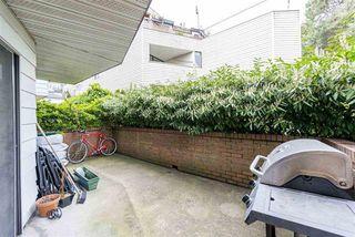 Photo 4: 110 588 E 5th Avenue in Vancouver: Condo for sale : MLS®# R2160518