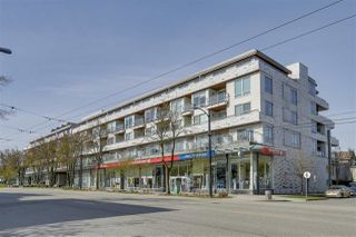 "Photo 1: 415 3333 MAIN Street in Vancouver: Main Condo for sale in ""3333 MAIN"" (Vancouver East)  : MLS®# R2260699"