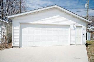 Photo 19: 472 London Street in Winnipeg: East Kildonan Residential for sale (3B)  : MLS®# 1810214