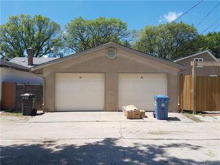 Photo 20: 1145 Ashburn Street in Winnipeg: Polo Park Residential for sale (5C)  : MLS®# 1815954
