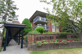 "Photo 1: 302 1175 FERGUSON Road in Delta: Tsawwassen East Condo for sale in ""CENTURY HOUSE"" (Tsawwassen)  : MLS®# R2283472"