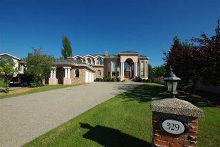 Main Photo: 329 Estate Drive: Sherwood Park House for sale : MLS®# E4119107