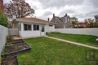 Photo 18: 56 Champlain Street in Winnipeg: Norwood Residential for sale (2B)  : MLS®# 1827777
