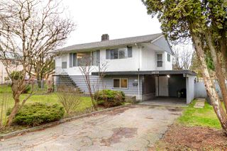 Main Photo: 13970 110 Avenue in Surrey: Bolivar Heights House for sale (North Surrey)  : MLS®# R2329579