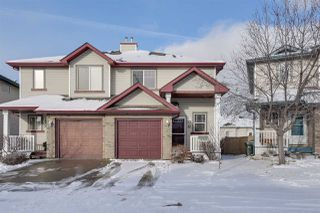 Main Photo: 32 700 BOTHWELL Drive: Sherwood Park House Half Duplex for sale : MLS®# E4140580