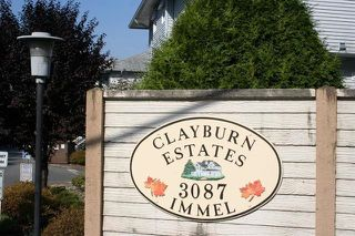 "Photo 17: 44 3087 IMMEL Street in Abbotsford: Central Abbotsford Townhouse for sale in ""Clayburn Estates"" : MLS®# R2339590"
