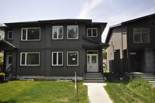 Main Photo: 12024 122 Street NW in Edmonton: Zone 04 House Half Duplex for sale : MLS®# E4147634