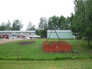 Photo 1: 13 54227 RR41: Rural Lac Ste. Anne County Manufactured Home for sale : MLS®# E4149949