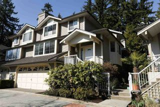 Main Photo: 162 101 PARKSIDE Drive in Port Moody: Heritage Mountain Townhouse for sale : MLS®# R2354625