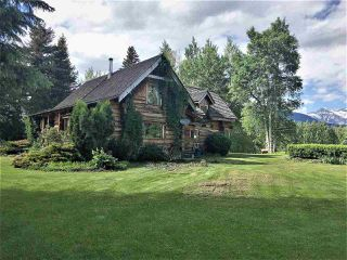 Main Photo: 4668 EDDY Road in McBride: McBride - Town House for sale (Robson Valley (Zone 81))  : MLS®# R2355494