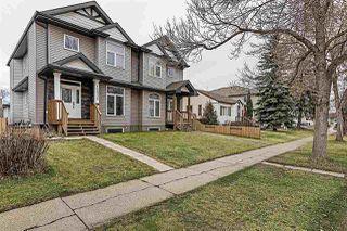 Main Photo: 12936 70 Street in Edmonton: Zone 02 House Half Duplex for sale : MLS®# E4152357