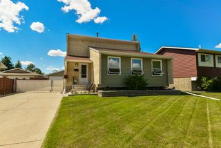 Main Photo: 447 Huffman Crescent in Edmonton: Zone 35 House for sale : MLS®# E4152460