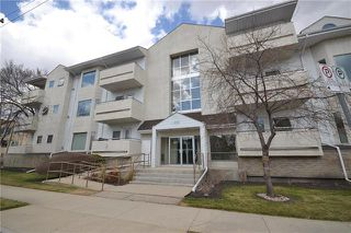Main Photo: 101 223 Masson Street in Winnipeg: St Boniface Condominium for sale (2A)  : MLS®# 1910033