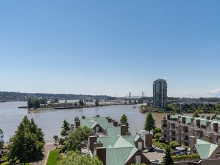 "Photo 7: 904 1135 QUAYSIDE Drive in New Westminster: Quay Condo for sale in ""Anchor Point"" : MLS®# R2373667"