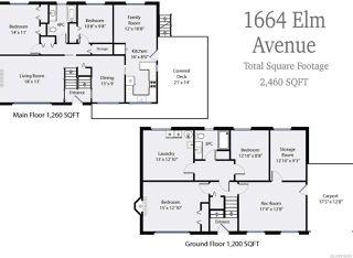 Photo 9: 1664 Elm Ave in COMOX: CV Comox (Town of) House for sale (Comox Valley)  : MLS®# 816423