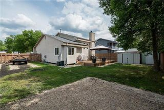 Photo 20: 80 Lynn Lake Drive in Winnipeg: Lakeside Meadows Residential for sale (3K)  : MLS®# 1917167