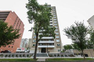 Photo 2: 1404 9909 110 Street in Edmonton: Zone 12 Condo for sale : MLS®# E4169596