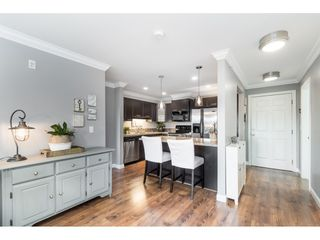 """Photo 6: 414 5438 198 Street in Langley: Langley City Condo for sale in """"CREEKSIDE ESTATES"""" : MLS®# R2411784"""