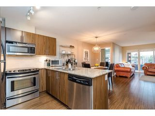 """Photo 6: A119 8929 202 Street in Langley: Walnut Grove Condo for sale in """"The Grove"""" : MLS®# R2420899"""