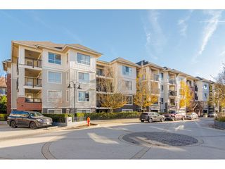 """Photo 1: A119 8929 202 Street in Langley: Walnut Grove Condo for sale in """"The Grove"""" : MLS®# R2420899"""