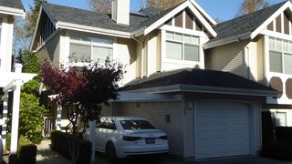 """Photo 1: 23 7488 MULBERRY Place in Burnaby: The Crest Townhouse for sale in """"SIERRA RIDGE"""" (Burnaby East)  : MLS®# R2424648"""