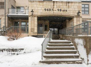 Photo 35: 109 9603 98 Avenue in Edmonton: Zone 18 Condo for sale : MLS®# E4187320