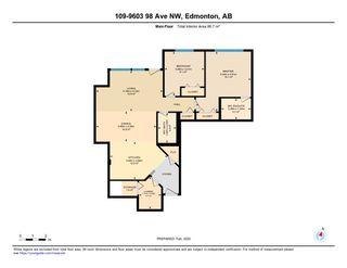 Photo 39: 109 9603 98 Avenue in Edmonton: Zone 18 Condo for sale : MLS®# E4187320