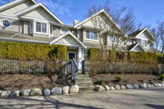 Main Photo: 9 5988 BLANSHARD Drive in Richmond: Terra Nova Townhouse for sale : MLS®# R2440568