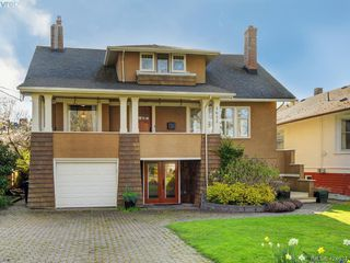 Photo 1: 1632 Hollywood Crescent in VICTORIA: Vi Fairfield East Single Family Detached for sale (Victoria)  : MLS®# 424034