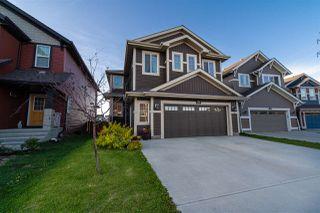 Photo 39: 4345 CRABAPPLE Crescent in Edmonton: Zone 53 House for sale : MLS®# E4200984