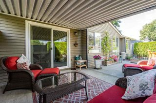 """Photo 28: 3 6280 48A Avenue in Delta: Holly Townhouse for sale in """"GARDEN ESTATES"""" (Ladner)  : MLS®# R2478484"""