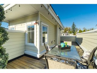 """Photo 1: 80 15588 32 Avenue in Surrey: Morgan Creek Townhouse for sale in """"THE WOODS"""" (South Surrey White Rock)  : MLS®# R2511978"""
