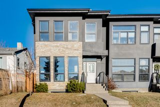 Main Photo: 1916 33 Avenue SW in Calgary: South Calgary Semi Detached for sale : MLS®# A1051875