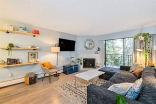 "Photo 3: 211 9101 HORNE Street in Burnaby: Government Road Condo for sale in ""WOODSTONE PLACE"" (Burnaby North)  : MLS®# R2521528"
