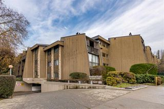 "Photo 1: 211 9101 HORNE Street in Burnaby: Government Road Condo for sale in ""WOODSTONE PLACE"" (Burnaby North)  : MLS®# R2521528"