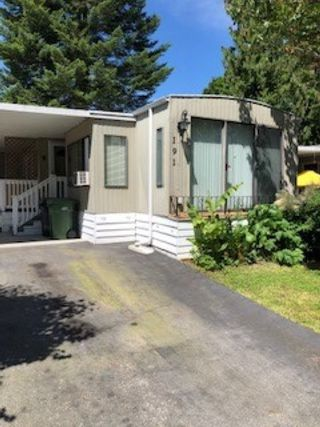 Photo 2: 191 7790 KING GEORGE Boulevard in Surrey: Bear Creek Green Timbers Manufactured Home for sale : MLS®# R2523849