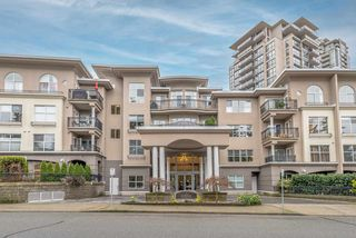 "Photo 1: 308 1185 PACIFIC Street in Coquitlam: North Coquitlam Condo for sale in ""CENTREVILLE"" : MLS®# R2528120"