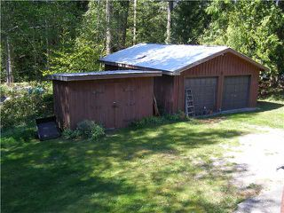Photo 4: 2703 ROBINSON RD: Roberts Creek House for sale (Sunshine Coast)  : MLS®# V887356