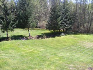 Photo 5: 2703 ROBINSON RD: Roberts Creek House for sale (Sunshine Coast)  : MLS®# V887356