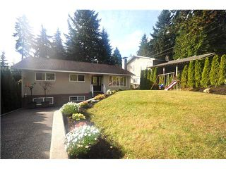 Photo 1: 1037 DORAN Road in North Vancouver: Lynn Valley House for sale : MLS®# V976888