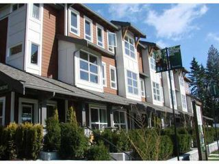 Photo 1: 15 1349 Hames Crescent in Coquitlam: Burke Mountain Townhouse for sale