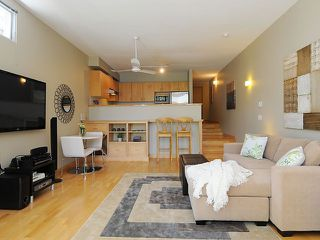 Photo 4: # 104 980 W 22ND AV in Vancouver: Cambie Condo for sale (Vancouver West)  : MLS®# V1019648