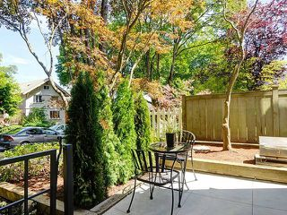 Photo 9: # 104 980 W 22ND AV in Vancouver: Cambie Condo for sale (Vancouver West)  : MLS®# V1019648